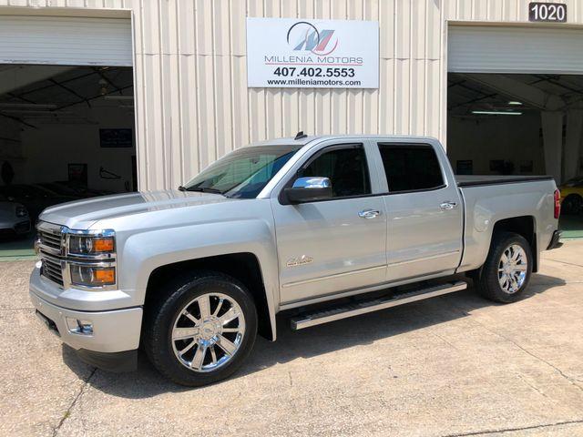 2014 Chevrolet Silverado 1500 High Country Longwood, FL 52