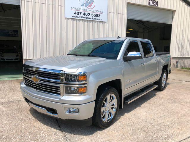 2014 Chevrolet Silverado 1500 High Country Longwood, FL 53