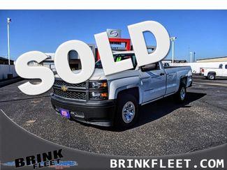 2014 Chevrolet Silverado 1500 Work Truck | Lubbock, TX | Brink Fleet in Lubbock TX