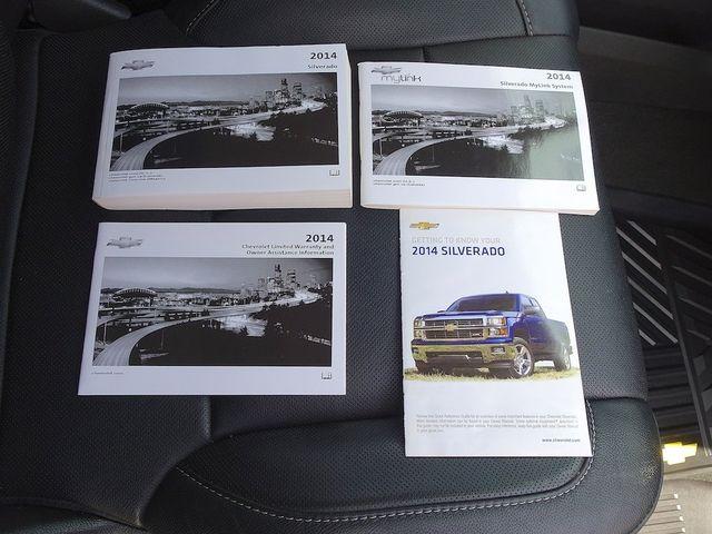 2014 Chevrolet Silverado 1500 LTZ Madison, NC 52