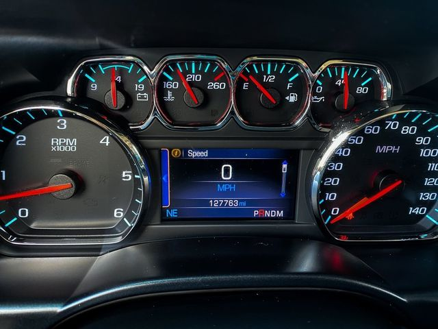 2014 Chevrolet Silverado 1500 LTZ Madison, NC 25