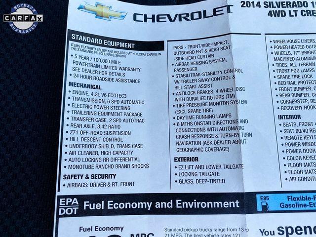 2014 Chevrolet Silverado 1500 LT Madison, NC 17