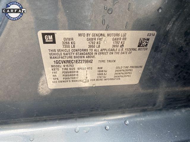 2014 Chevrolet Silverado 1500 LT Madison, NC 33