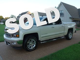 2014 Chevrolet Silverado 1500 LTZ 4X4 in Marion Arkansas, 72364