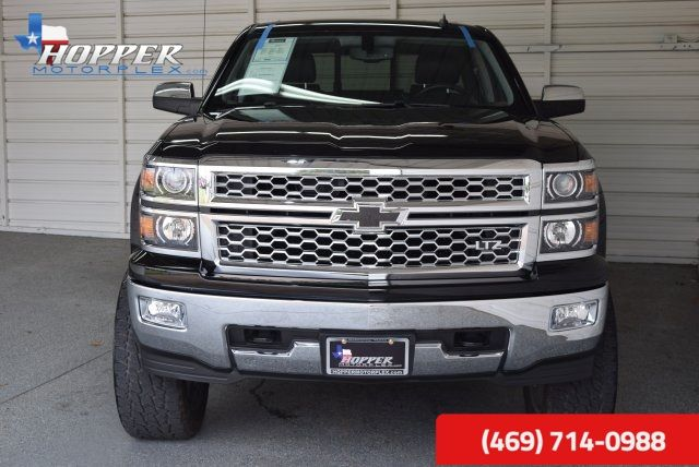 2014 Chevrolet Silverado 1500 LTZ LIFTED HLL 6.2L V8 in McKinney, Texas 75070