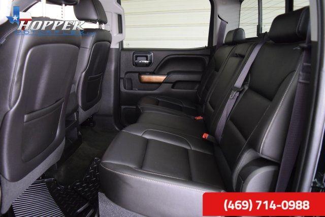 2014 Chevrolet Silverado 1500 LTZ LIFTED!! HLL 6.2L V8 in McKinney Texas, 75070