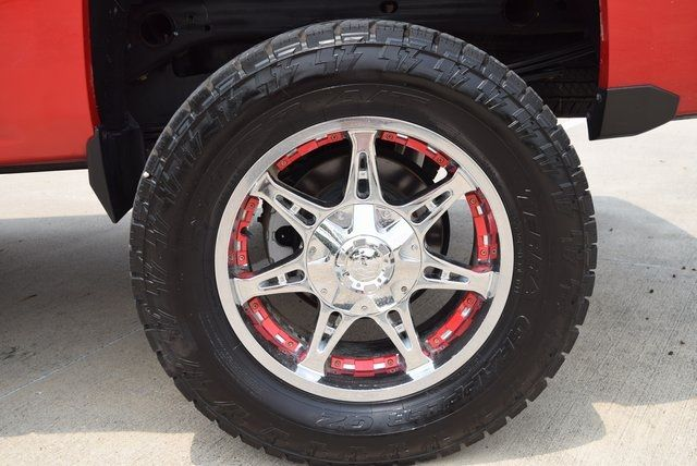 2014 Chevrolet Silverado 1500 LT LIFTED W/CUSTOM TIRES AND WHEELS in McKinney Texas, 75070