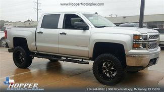 2014 Chevrolet Silverado 1500 LT LIFTED/CUSTOM WHEELS AND TIRES in McKinney Texas, 75070