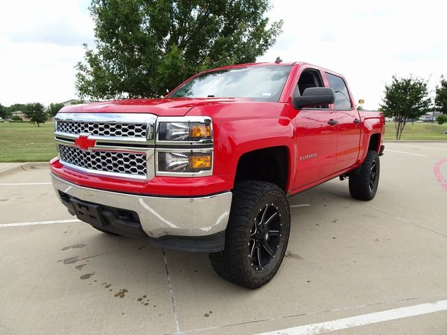 2014 Chevrolet Silverado 1500 LT LIFT/CUSTOM WHEELS AND TIRES in McKinney, Texas 75070