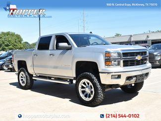 2014 Chevrolet Silverado 1500 LT CUSTOM LIFT/WHEELS AND TIRES in McKinney, Texas 75070