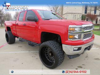 2014 Chevrolet Silverado 1500 LT LIFT KIT/CUSTOM WHEELS AND TIRES in McKinney, Texas 75070