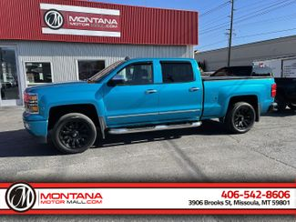 2014 Chevrolet Silverado 1500 High Country in Missoula, MT 59801