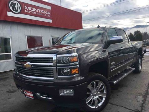 2014 Chevrolet Silverado 1500 High Country in