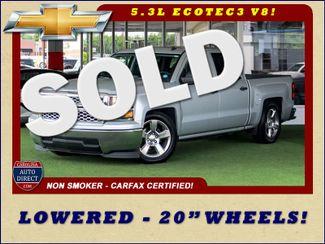 "2014 Chevrolet Silverado 1500 LT Crew Cab RWD - LOWERED - 20"" WHEELS - Mooresville , NC"