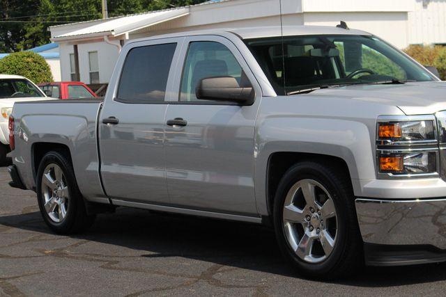 "2014 Chevrolet Silverado 1500 LT Crew Cab RWD - LOWERED - 20"" WHEELS - Mooresville , NC 25"