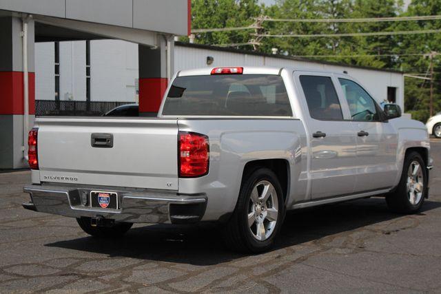 "2014 Chevrolet Silverado 1500 LT Crew Cab RWD - LOWERED - 20"" WHEELS - Mooresville , NC 23"