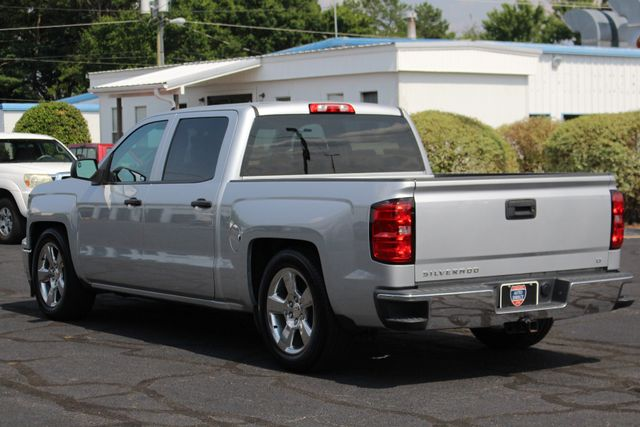 "2014 Chevrolet Silverado 1500 LT Crew Cab RWD - LOWERED - 20"" WHEELS - Mooresville , NC 24"