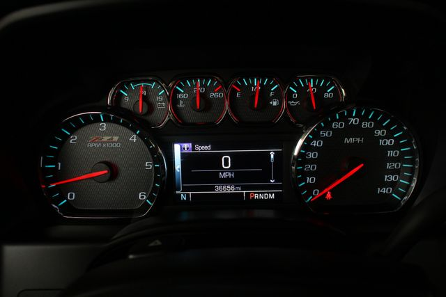 2014 Chevrolet Silverado 1500 LTZ PLUS Crew Cab 4x4 Z71 - DRIVER ALERT PKG! Mooresville , NC 8