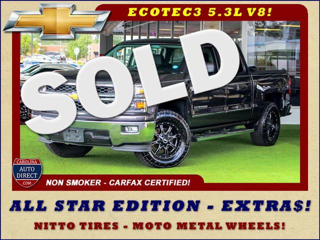 2014 Chevrolet Silverado 1500 LT Crew Cab RWD - ALL STAR EDITION - EXTRA$! Mooresville , NC