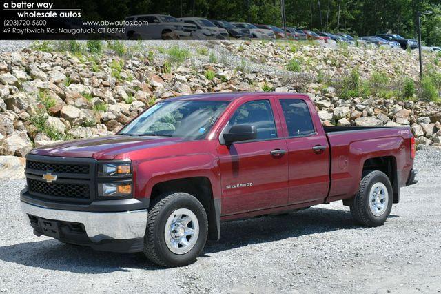 2014 Chevrolet Silverado 1500 Work Truck Naugatuck, Connecticut