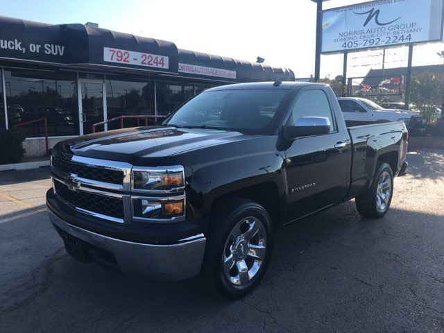 2014 Chevrolet Silverado 1500 LT in Oklahoma City OK