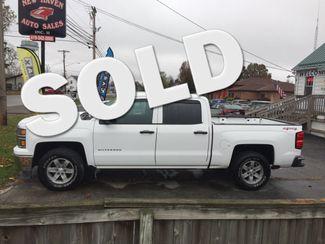 2014 Chevrolet Silverado 1500 4x4 LT Ontario, OH