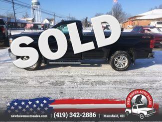 2014 Chevrolet Silverado 1500 LT 4X4 in Mansfield, OH 44903