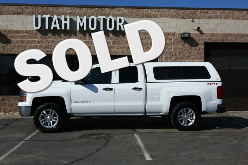 2014 Chevrolet Silverado 1500 LT | Orem, Utah | Utah Motor Company in Orem Utah