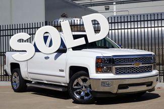 2014 Chevrolet Silverado 1500 LTZ * 1-Owner * CHROME 20's * Driver Alert * BOSE Plano, Texas