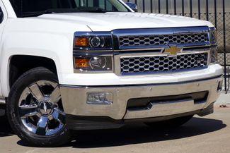 2014 Chevrolet Silverado 1500 LTZ * 1-Owner * CHROME 20's * Driver Alert * BOSE Plano, Texas 18