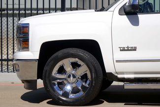 2014 Chevrolet Silverado 1500 LTZ * 1-Owner * CHROME 20's * Driver Alert * BOSE Plano, Texas 28