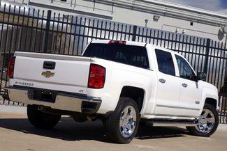 2014 Chevrolet Silverado 1500 LTZ * 1-Owner * CHROME 20's * Driver Alert * BOSE Plano, Texas 4