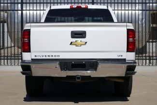 2014 Chevrolet Silverado 1500 LTZ * 1-Owner * CHROME 20's * Driver Alert * BOSE Plano, Texas 7