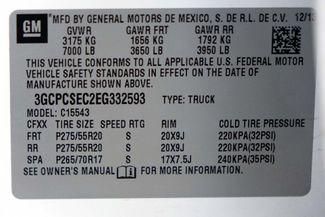 2014 Chevrolet Silverado 1500 LTZ * 1-Owner * CHROME 20's * Driver Alert * BOSE Plano, Texas 44
