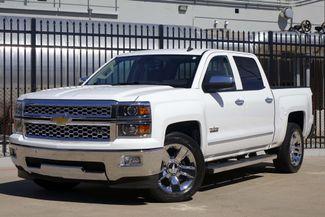 2014 Chevrolet Silverado 1500 LTZ * 1-Owner * CHROME 20's * Driver Alert * BOSE Plano, Texas 1