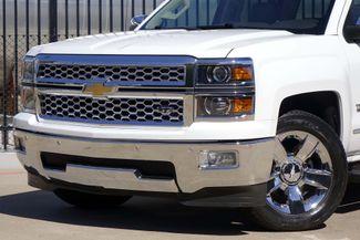 2014 Chevrolet Silverado 1500 LTZ * 1-Owner * CHROME 20's * Driver Alert * BOSE Plano, Texas 19