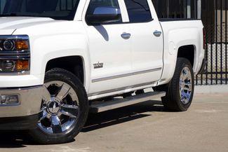 2014 Chevrolet Silverado 1500 LTZ * 1-Owner * CHROME 20's * Driver Alert * BOSE Plano, Texas 21