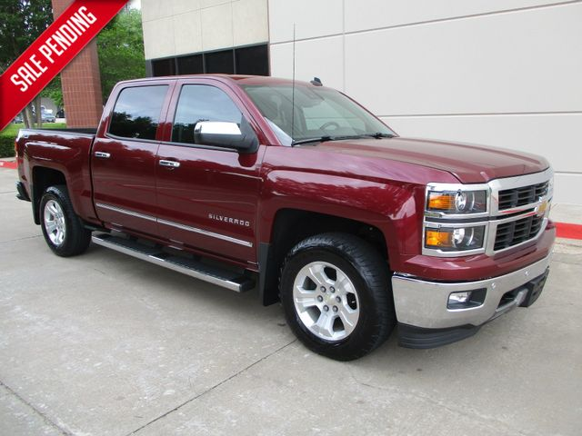 2014 Chevrolet Silverado 1500 LTZ Like New in Plano, Texas 75074