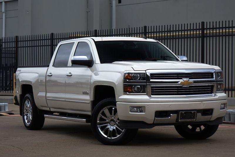 2014 Chevrolet Silverado 1500 High Country*Nav* BU Cam*Sunroof*EZ Finance** | Plano, TX | Carrick's Autos in Plano TX
