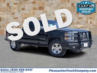 2014 Chevrolet Silverado 1500 LT   Pleasanton, TX   Pleasanton Truck Company in Pleasanton TX