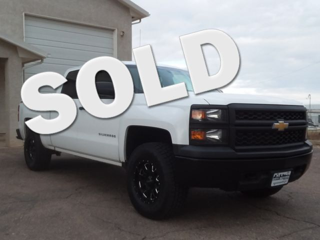 2014 Chevrolet Silverado 1500 Work Truck Pueblo West, CO