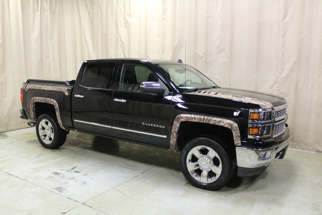 2014 chevrolet silverado 1500 ltz ducks unlimited ebay. Black Bedroom Furniture Sets. Home Design Ideas
