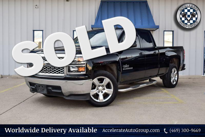 2014 Chevrolet Silverado 1500 LT in Rowlett Texas