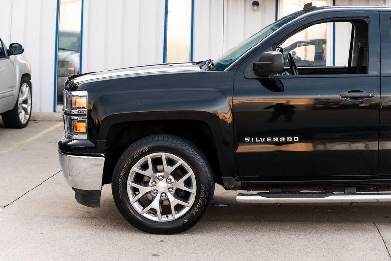 2014 Chevrolet Silverado 1500 LT BLACK ON BLACK BLUETOOTH POWER ACCESSORIES NICE in Rowlett, Texas