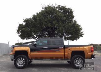2014 Chevrolet Silverado 1500 Crew Cab LTZ 5.3L V8 4X4 in San Antonio Texas, 78217