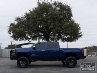 2014 Chevrolet Silverado 1500 Crew Cab LT 5.3L V8 4X4 in San Antonio Texas, 78217