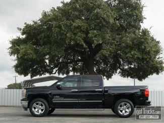 2014 Chevrolet Silverado 1500 Crew Cab LTZ 5.3L V8 in San Antonio Texas, 78217