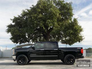 2014 Chevrolet Silverado 1500 Crew Cab LTZ Z71 5.3L V8 4X4 in San Antonio Texas, 78217