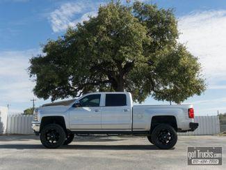2014 Chevrolet Silverado 1500 Crew Cab LTZ 5.3L V8 4X4 in San Antonio, Texas 78217