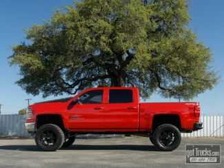 2014 Chevrolet Silverado 1500 Crew Cab LT 5.3L V8 4X4 in San Antonio, Texas 78217